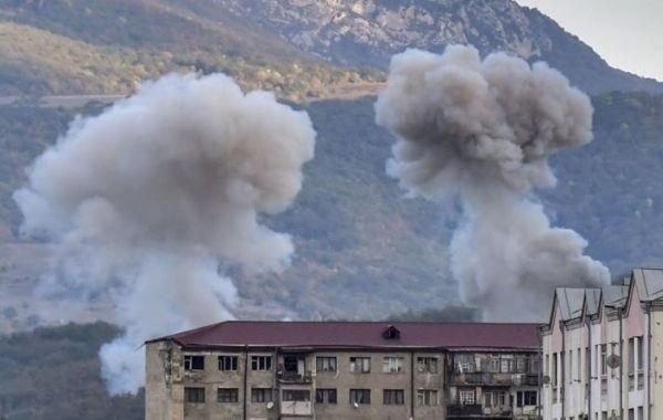 Армия Карабаха отразила первый штурм Шуши