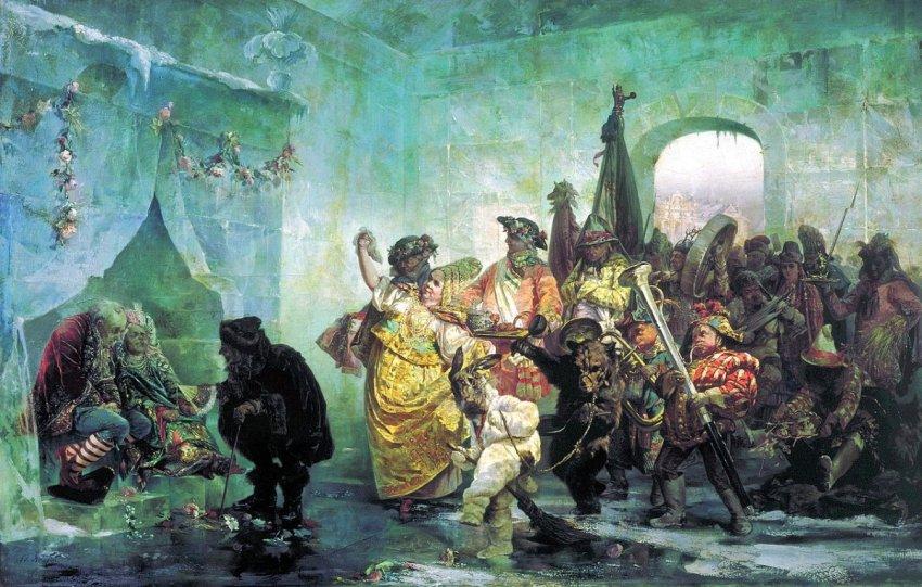 Какую роль играл шут при царском дворе