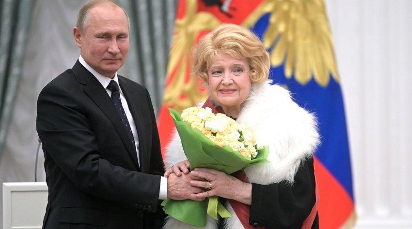 Исмагил Шангареев: мошенничество в духе «Спи скорей, твоя подушка нужна другому» или как великую Татьяну Доронину лишили ее театра.