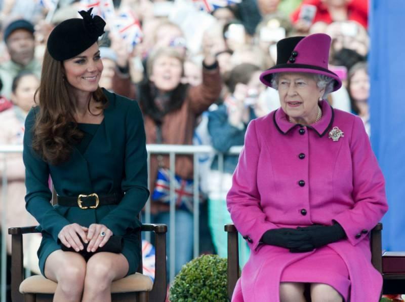 Как поздравили Кейт Миддлтон в день ее рождения 9 января 2021 года