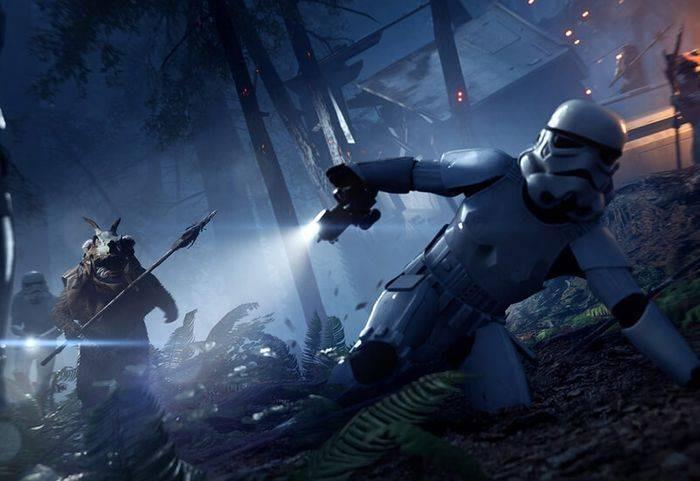 В Epic Games Store начали бесплатно раздавать игру Star Wars Battlefront 2