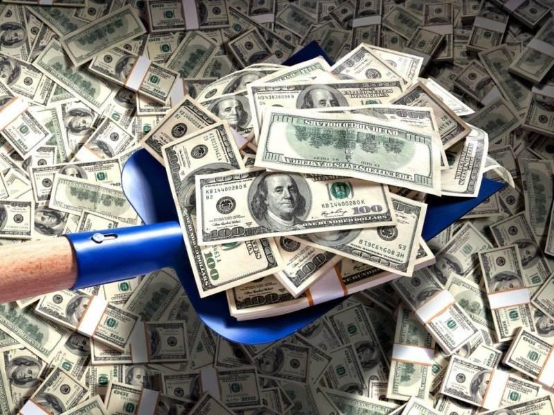 История появления жаргонов, обозначающих деньги, в русском языке