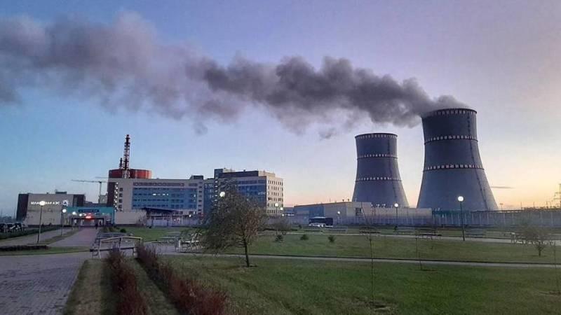 Система защиты снова сработала на БелАЭС из-за неисправностей станции