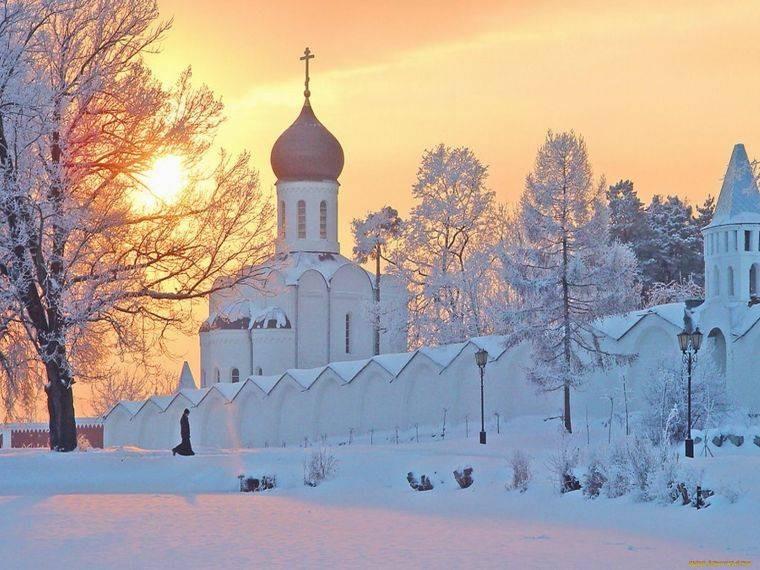 Народный праздник Федосеев день отмечали на Руси 24 января