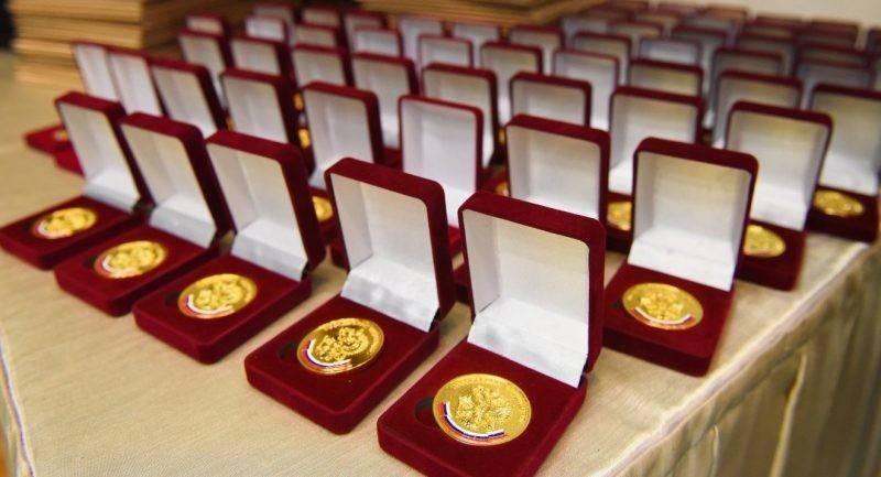 Медаль «За особые успехи в учении» в 2021 году будет иметь меньше преимуществ