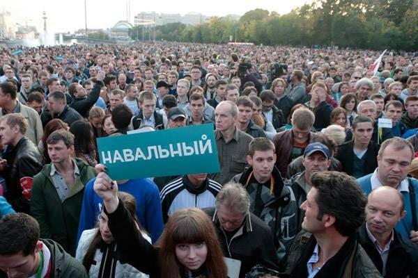 Как митинги за Алексея Навального могут быть спровоцированы Америкой