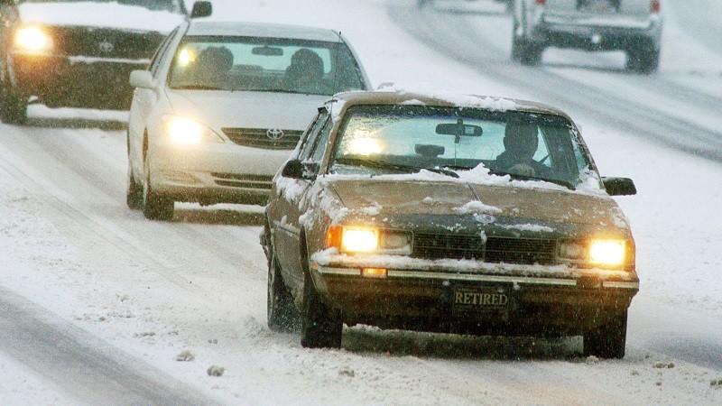 Советы по уходу за кузовом автомобиля зимой
