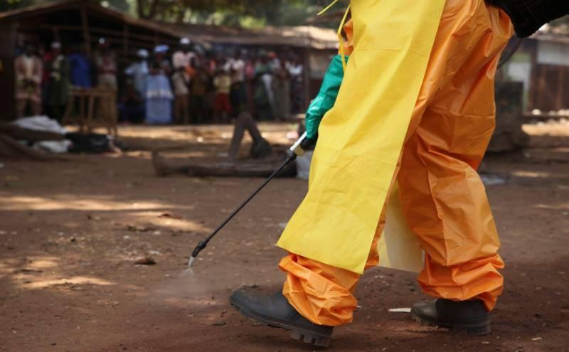 В Гвинее 14 февраля началась эпидемия Эболы