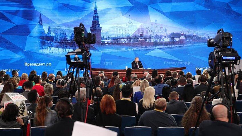 Кто, по мнению президента России Владимира Путина, будет править миром