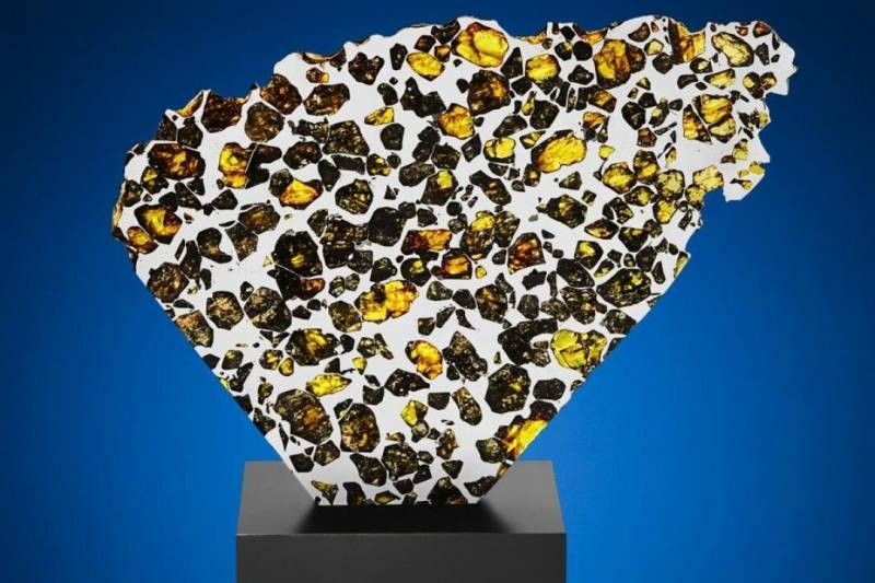 Во сколько оцениваются экспертами редкие и красивые метеориты в мире