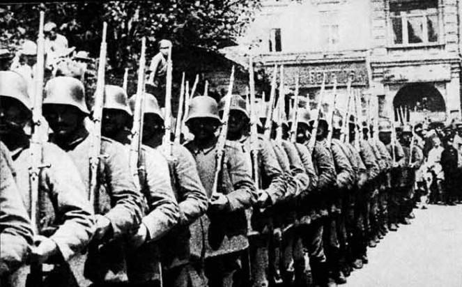 История интервенции стран Запада в Россию в 1920 годах