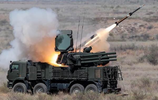 Российские военные рассказали об обстрелах в Сирии