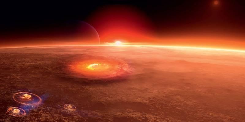Идея ядерной бомбардировки Марса, озвученная Илоном Маском, не нравится NASA