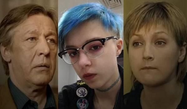 Бывшая жена Михаила Ефремова оказалась в плачевном состоянии