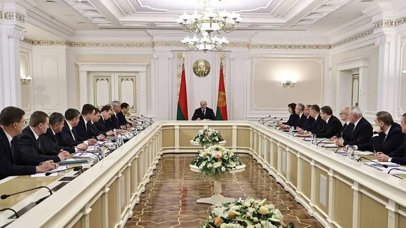 Президент Беларуси подписал указ о введении ответных санкций против ЕС