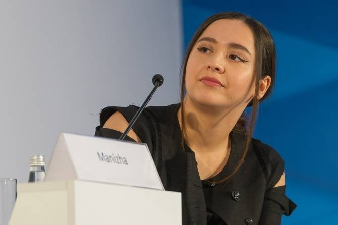 Валентина Матвиенко нелестно отозвалась о песне, которую Манижа будет представлять на «Евровидении»