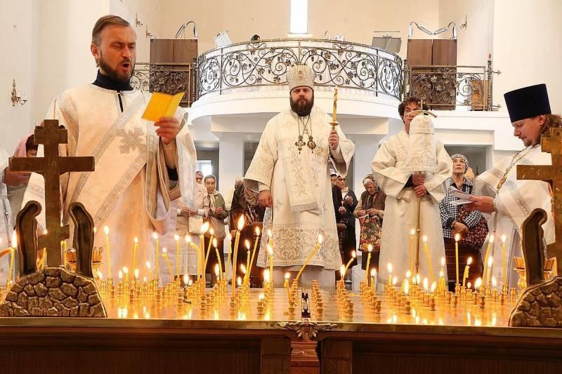 Чего нельзя и что нужно делать христианам в церкви во время родительской субботы третьей седмицы Великого поста