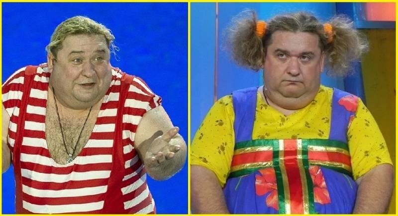 Похудев на 40 кг, юморист Александр Морозов не утратил желания шутить