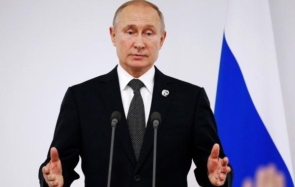 Путин не стал озвучивать сроки проведения уголовной амнистии