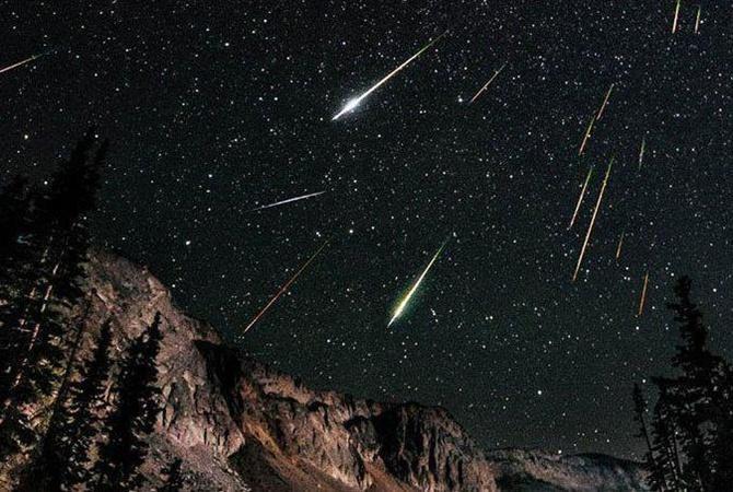 Когда можно будет наблюдать звездопад Лириды в 2021 году