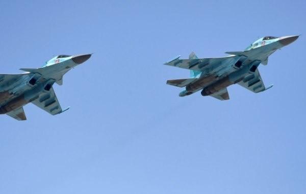 ВКС РФ уничтожили в Сирии около 200 террористов