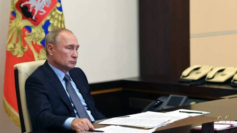 В Кремле рассказали об участии Владимира Путина в саммите, который организовывает Джо Байден