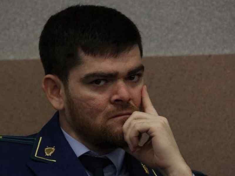 Как относятся к прокурорам в России: дело Гутаева считают сфабрикованным