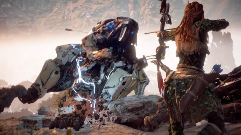 Компания Sony раздает бесплатно игру Horizon Zero Dawn для консоли PS 4