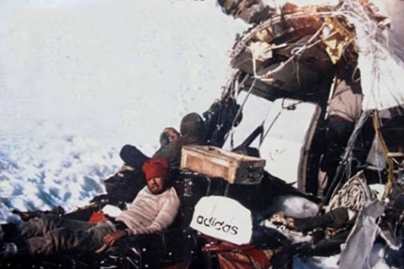 Мертвые спасли живых в Андах: как это было