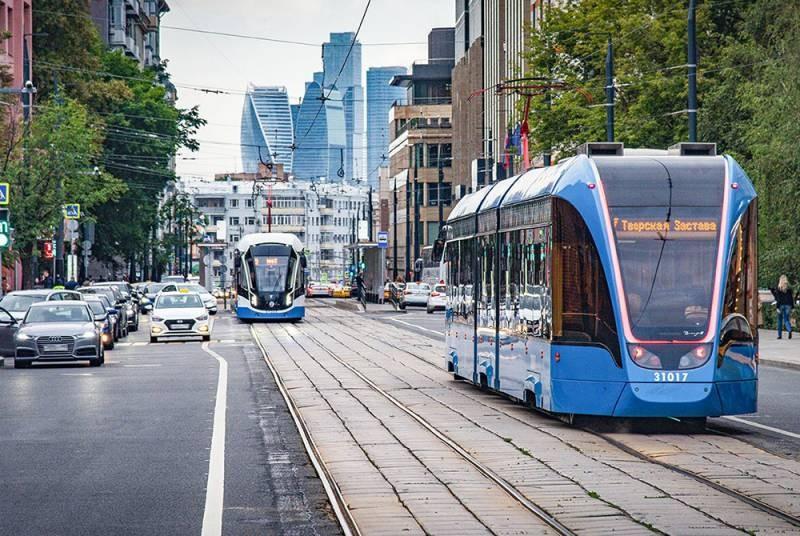 Россия взяла курс на развитие зелёного транспорта