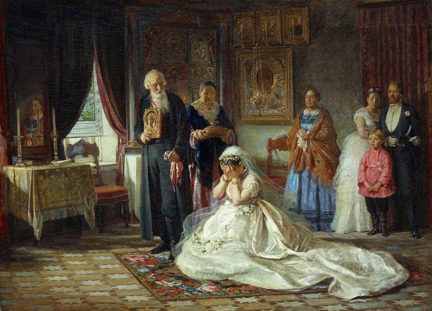 Какими были разводы в дореволюционной России
