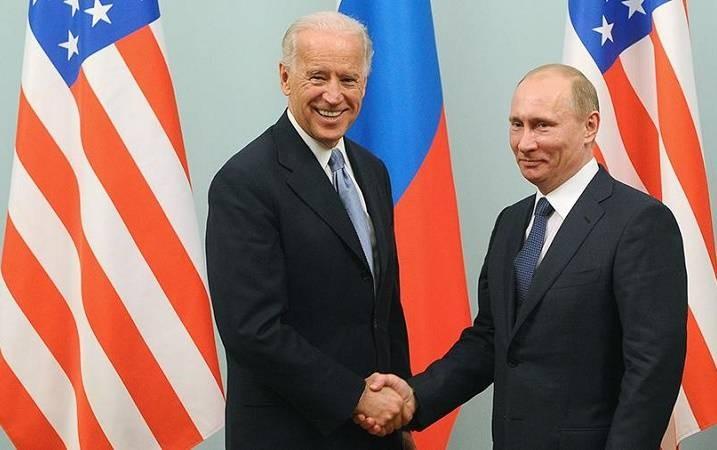 Стало известно, где и когда может состояться встреча Владимира Путина и Джо Байдена