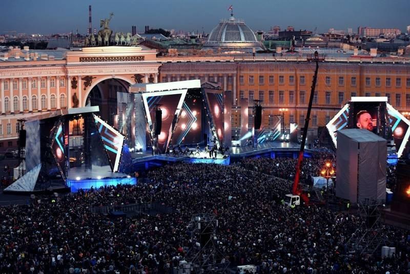 «Звезды белых ночей 2021», а также другие фестивали и мероприятия в период белых ночей в Санкт-Петербурге
