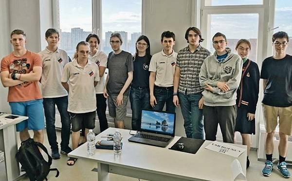 Учащиеся из РФ заняли первые места на олимпиаде по физике в 2021 году