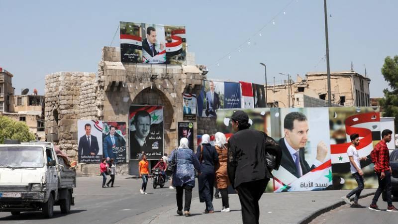 ЕС не признал Башара Асада победителем выборов в президенты в Сирии 2021 года