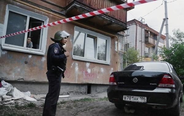 В Екатеринбурге экс-полицейский устроил стрельбу с балкона квартиры