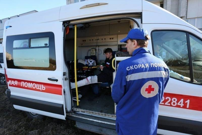Игровой батут в Барнауле взорвался 30 мая 2020 года: пострадали дети