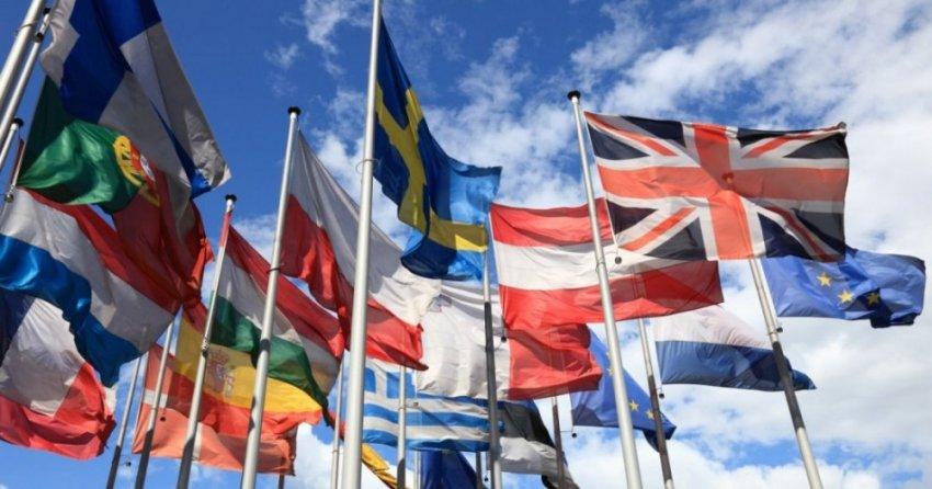 Что означают названия европейских государств?