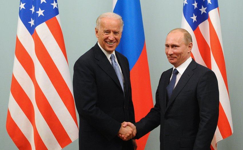Владимир Путин и Джозеф Байден встретятся на саммите 16 июня 2021 года