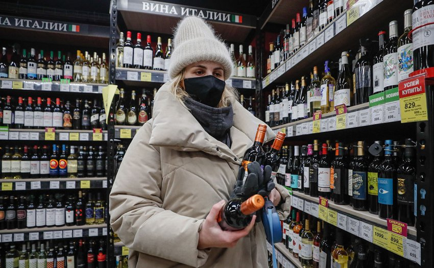 Когда и почему в России могут ввести запрет на продажу алкоголя в июне 2021 года