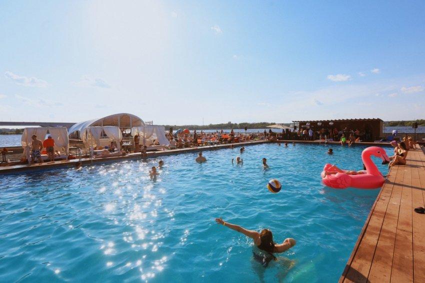 Лучшие места для отдыха и купания в Москве летом 2021 года