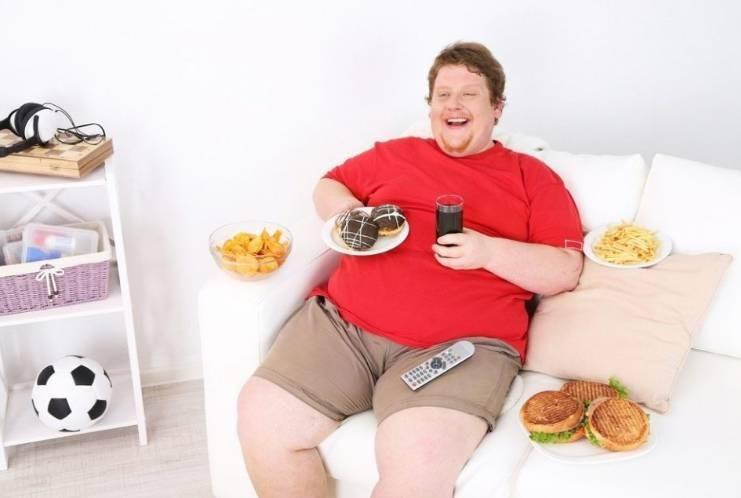 Доктор Александр Мясников проблему ожирения в России признал национальным бедствием