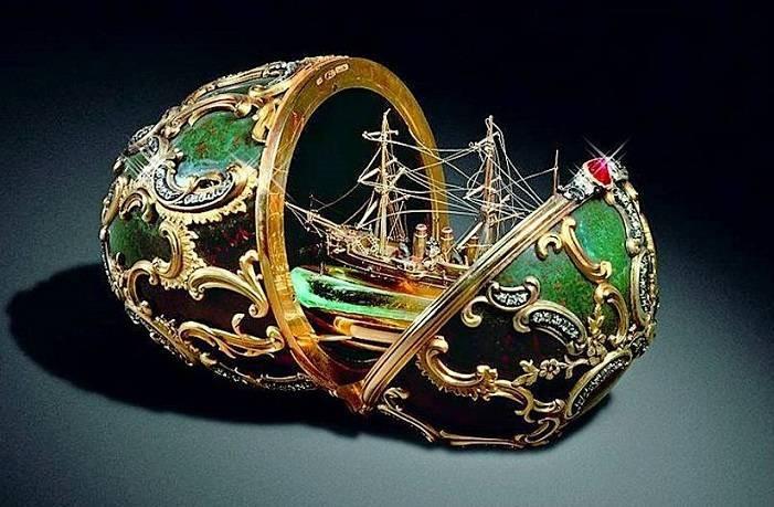 Карл Фаберже, ставший ювелиром Его Императорского Величества и потерявший всё