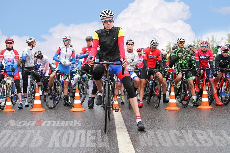 Из-за проведения шоссейной велогонки в Москве 12 июня 2021 года будет перекрыто движение