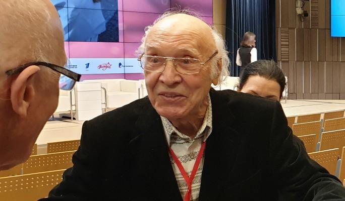 Скончался советский диктор Виктор Балашов, объявивший о полете Гагарина в космос