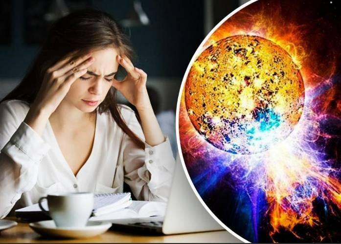 Могут ли магнитные бури в конце июня 2021 года повлиять на состояние здоровья человека