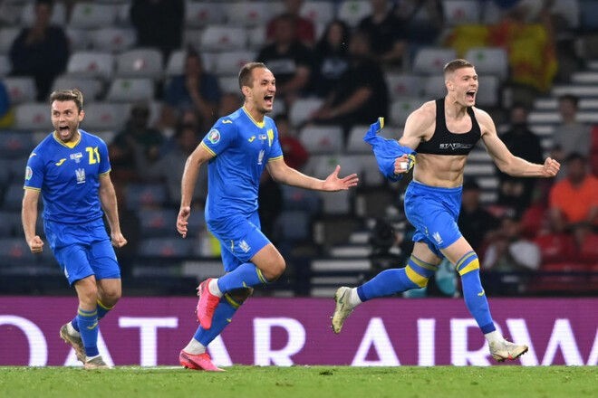 Определились все участники стадии 1/4 на чемпионате Европы 2021 года