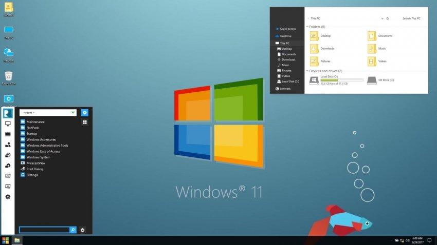 Microsoft представит новую Windows с «глобальными изменениями» в 2021 году