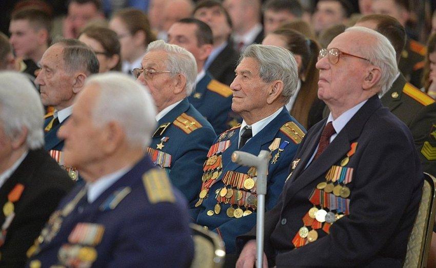Размеры военных пенсий в России в 2021 году