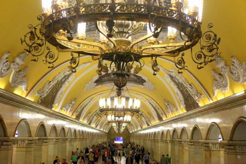 График работы московского метро на День России, 12 июня 2021 года